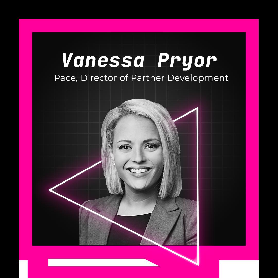 Vanessa Pryor PACE