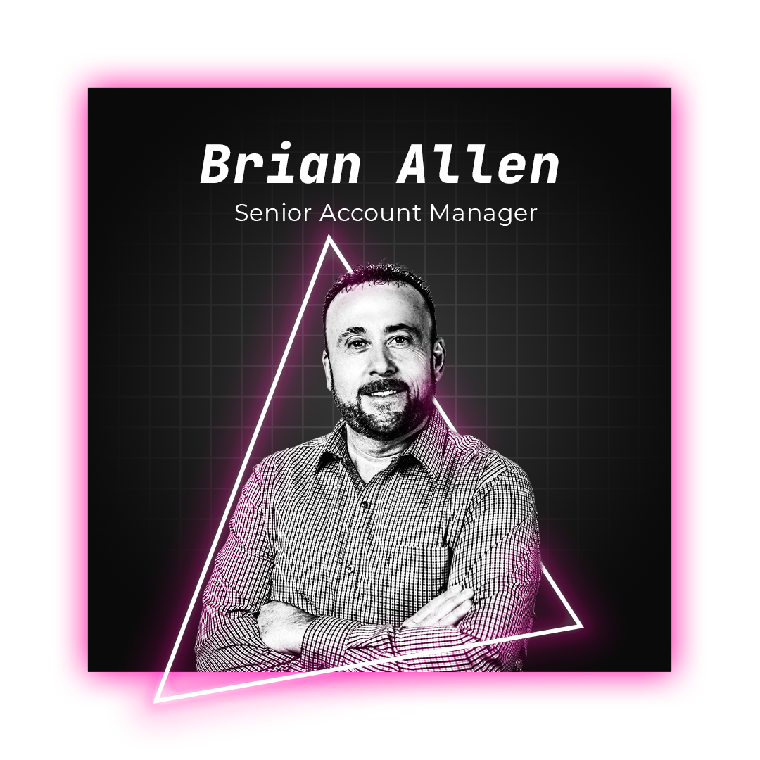 Brian Allen Senior Account Manager