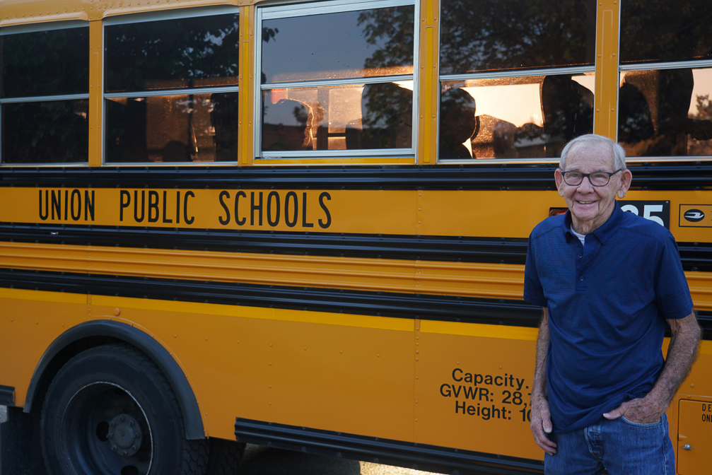 Union Public Schools Bus Routes Home