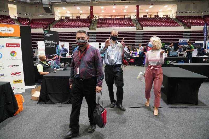 Technology Symposium Underway At UMAC