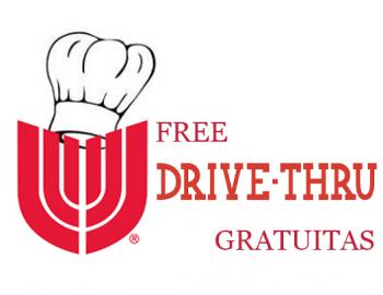 Free Drive-Thru Meals for Children