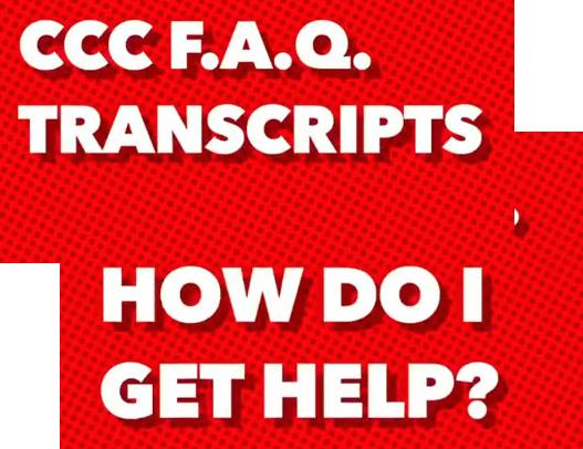 Transcripts and Other Questions