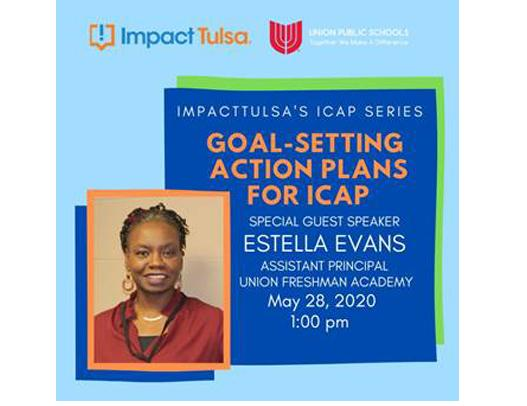 Estella Evans Set As Guest Speaker in ImpactTulsa ICAP Series