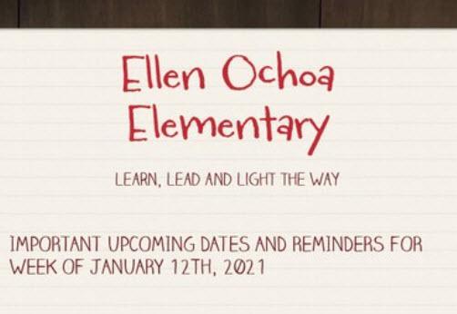 Ellen Ochoa News