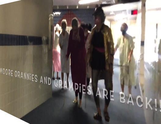 Video: Moore Grannies & Grampies