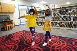 Afterschool Class Keeps Kids On Their Toes