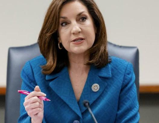 State Superintendent Joy Hofmeister: 'Threats Aren't Helpful'