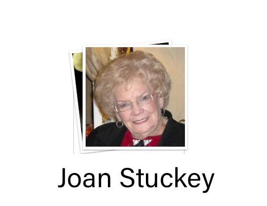 Memorial Fund Established In Memory of Joan Stuckey