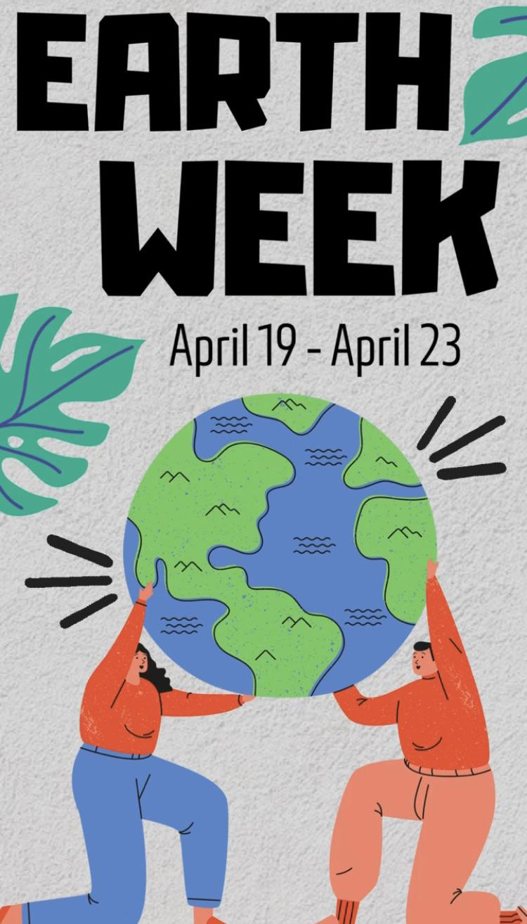 High School Celebrates Earth Week