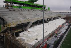 Stadium Construction Update