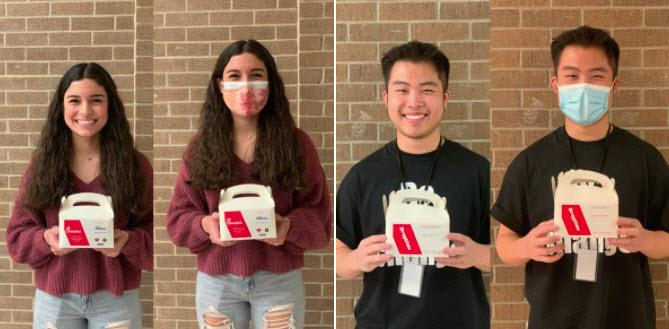 Seniors of the Month for February Named