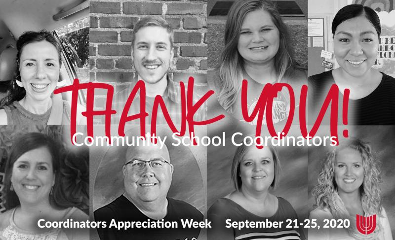 National Coordinators Appreciation Week
