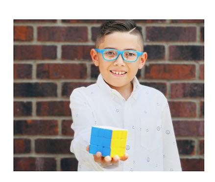 Boevers Student Masters The Rubik's Cube