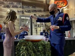 Union AFJROTC Enjoys 2021 Military Ball
