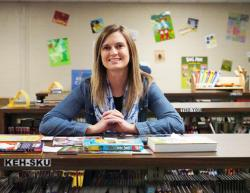 Teachers of the Year: Boevers Elementary