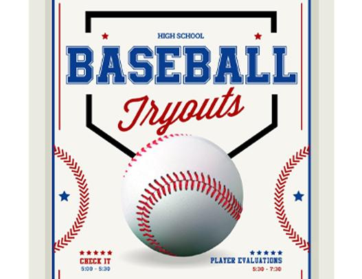 Info on Baseball Tryouts