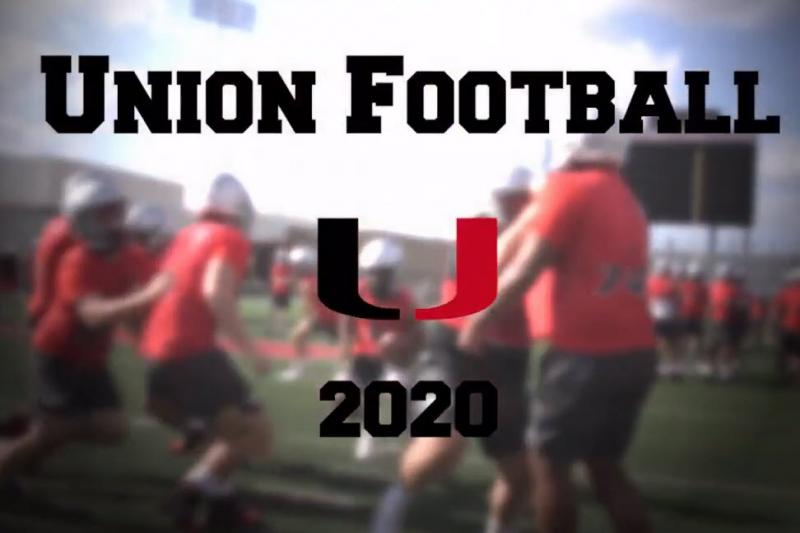 Union Football Gears up for 2020