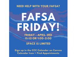 Virtual FAFSA Friday