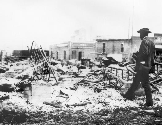 Teachers Invited to Learn About Resources for Tulsa Race Massacre of 1921