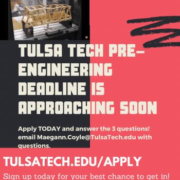 Tulsa Tech 2021-2022 Calendar Photos