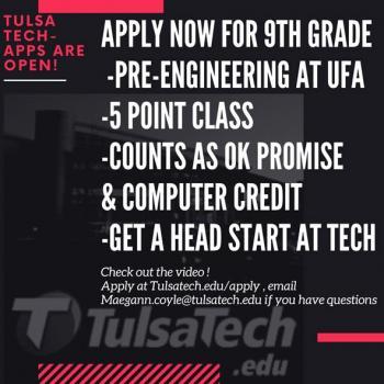 Images of Tulsa Tech 2021-2022 Calendar