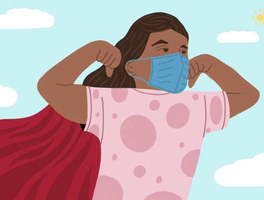 Kids: You Have The Power to Help Prevent The Spread of a Virus