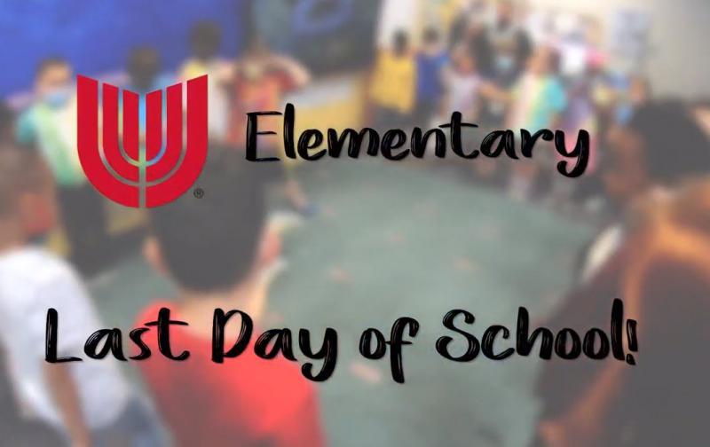 Video: Last Day Of School