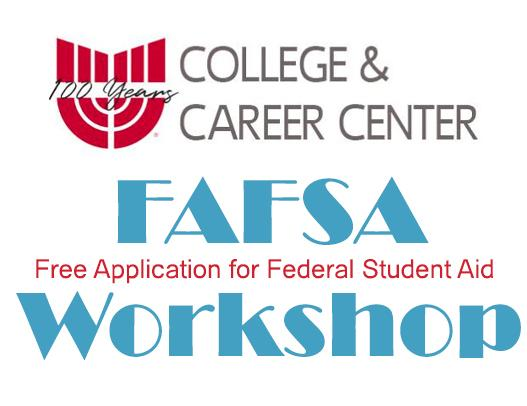 High School to Host FAFSA/Financial Aid Workshop Oct. 1