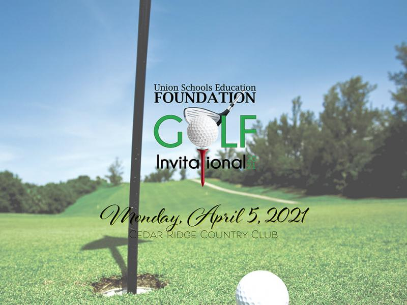 USEF Plans Golf Invitational to Benefit Union Public Schools