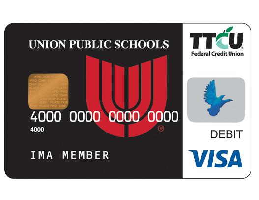 TTCU IS a Proud Supporter of Union Public Schools