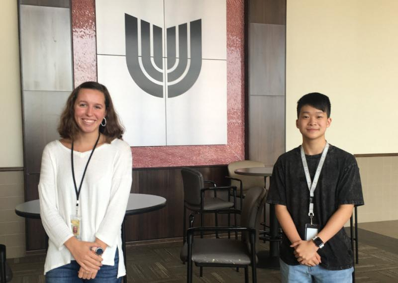 2 Union Seniors Named Commended Students