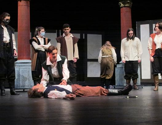 UHS Presents 'To Thine Own Self' April 14-16