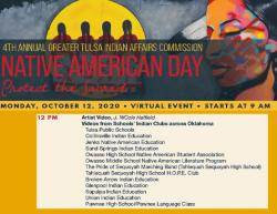 4th Annual Tulsa Native American Day this Monday