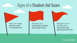 Be Wary of Financial Aid Scams