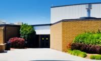 Landscape View facing McAuliffe Elementary