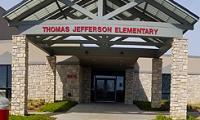 Landscape View facing Jefferson Elementary