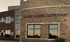 Landscape View facing Ellen Ochoa Elementary