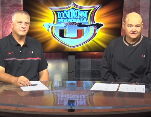 Union Football Coach's Show: Moore