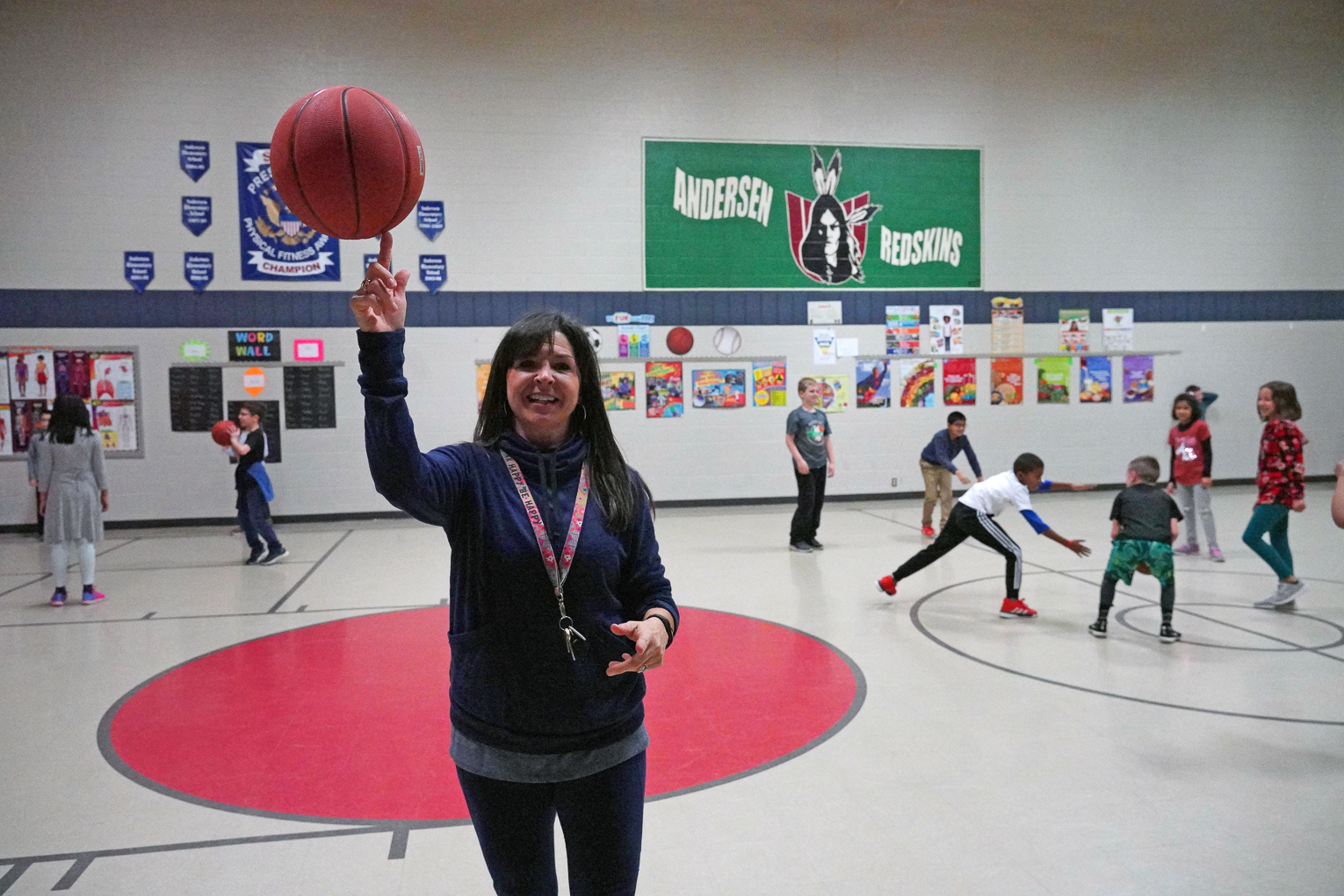 Andersen Elementary – Alisa Lee, Physical Education