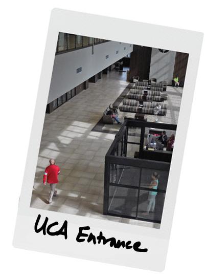 UCA Entrance