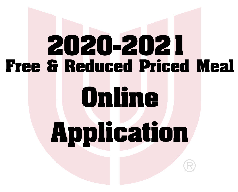 Union Public Schools School Year 2020-2021 Free and Reduced Meal Application is now available online at:  http://unionps.schoollunchapp.com  If your child's application was approved last year, you still need to fill one out this year: Your child's application is only good for that school year and the first few days of the new school year.