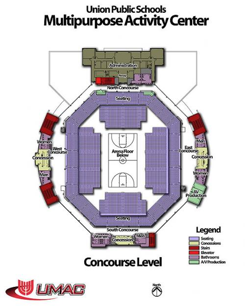 Arena – Full Seating