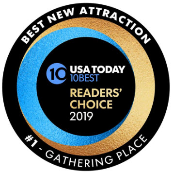 Best New Attraction - The Gathering Place