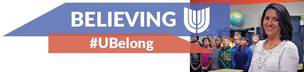 #UBelong