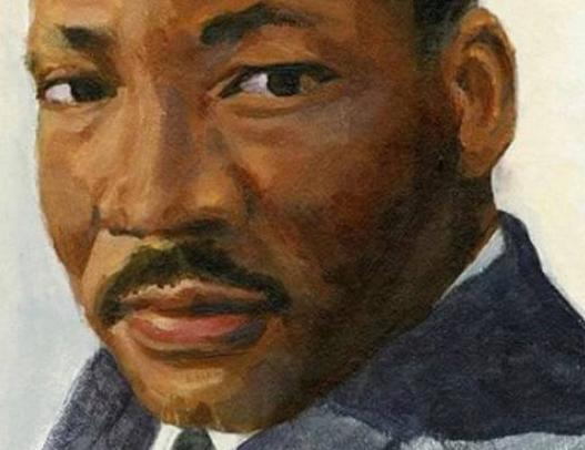 Moore Students Learning About Martin Luther King Junior