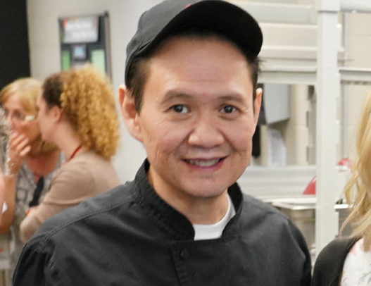 Union Public Schools District Chef Mike Yip is among nine of the country's most innovative chefs and foodservice professionals representing an array of culinary styles and backgrounds, who will be honored the week of June 15 during United Fresh LIVE!, as part of the United Fresh Produce Excellence in Foodservice Award Program. Yip is being honored for his service in K-12 foodservice.