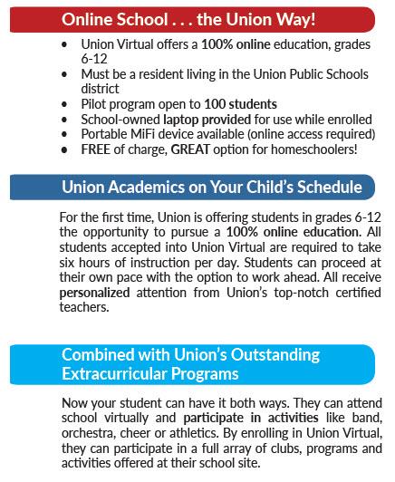 Union Public Schools Top News Stack