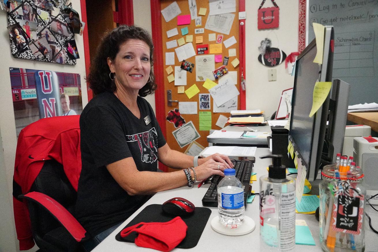 6th Grade Center – Tina Fridrich, STEM