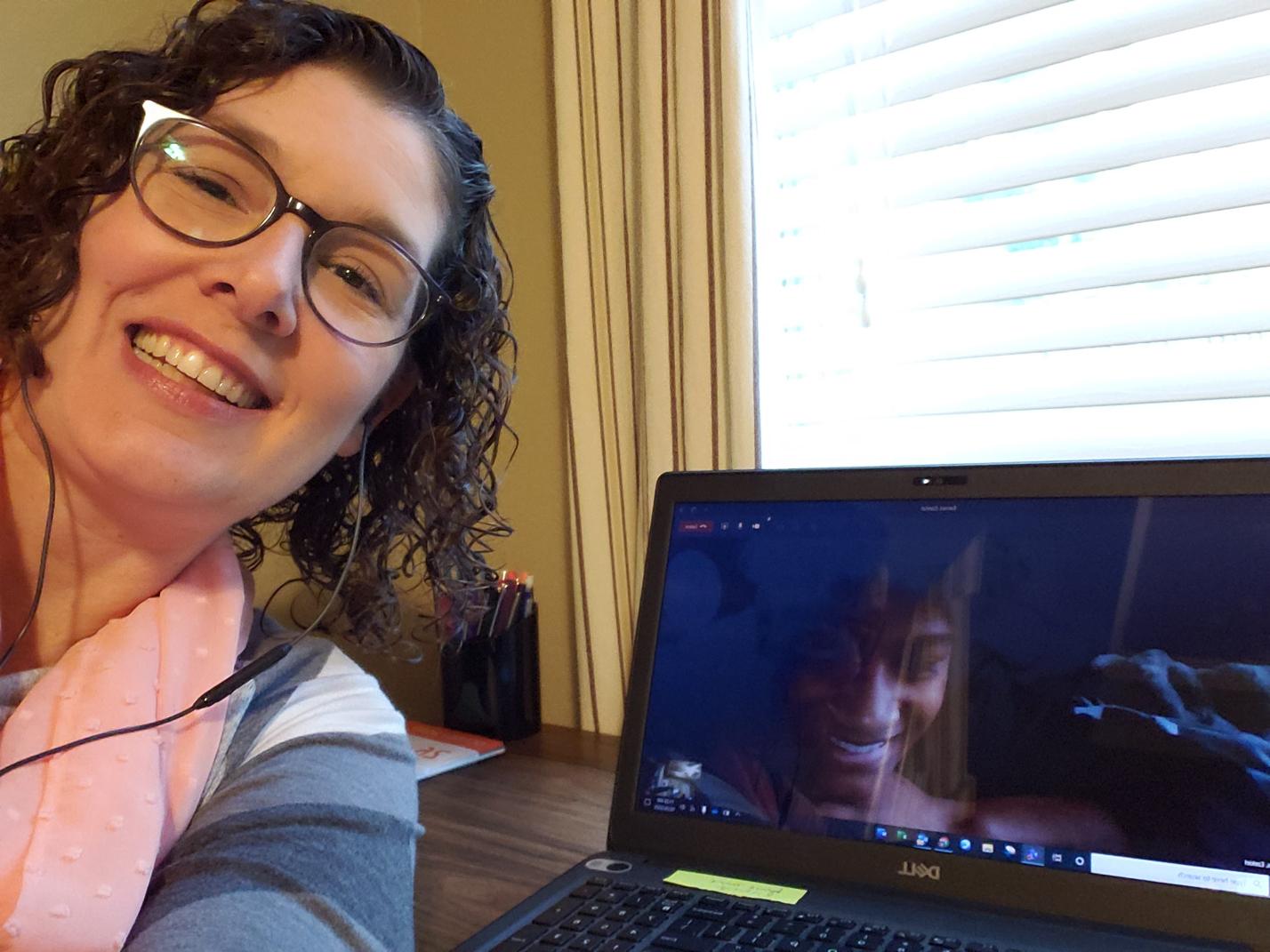 7th Grade Center – Kate Heare, Virtual Science
