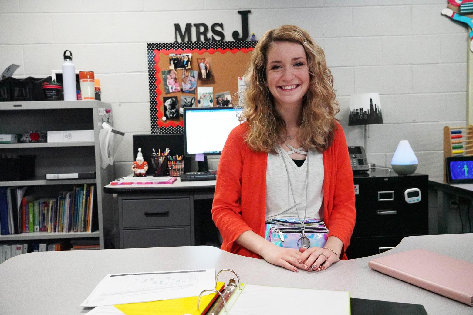 Cedar Ridge Elementary - Hannah Jimenez, Special Needs